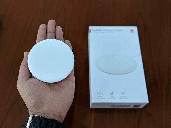 Huawei Wireless Charger review
