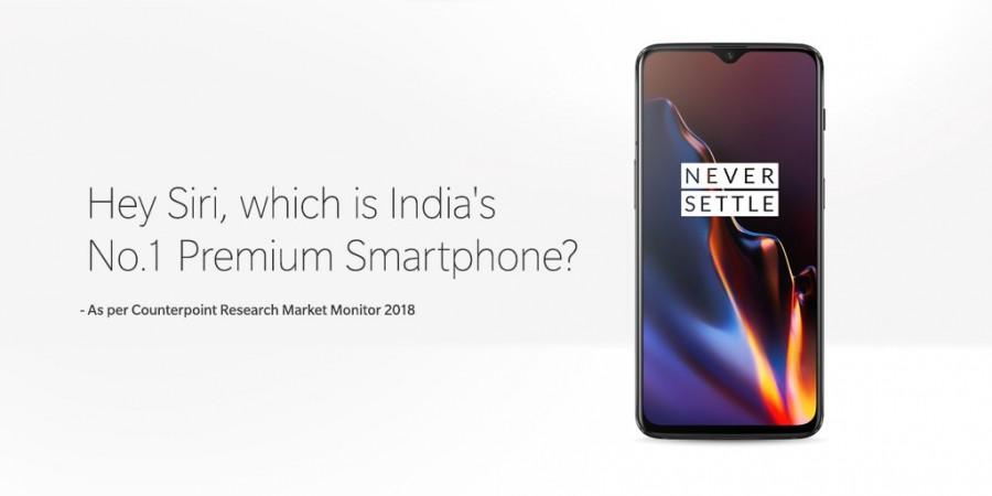OnePlus beats Apple in India, again