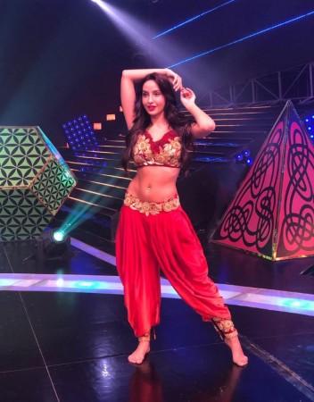 Nora Fatehi on Dance Plus 4 grand finale