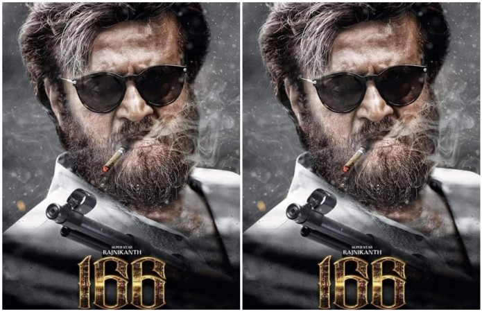 Rajinikanth's fan-made first look poster of 166th movie
