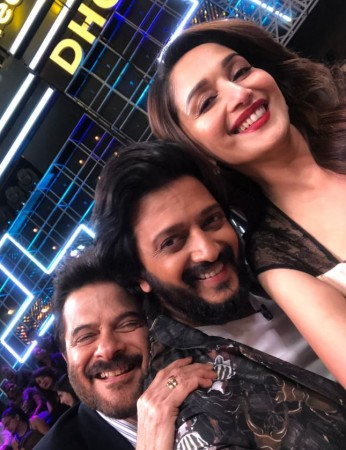 Anil Kapoor, Madhuri Dixit Nene on Dance Plus 4 grand finale
