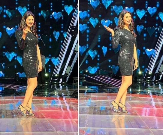 Divyanka Tripathi Dahiya as host of The Voice