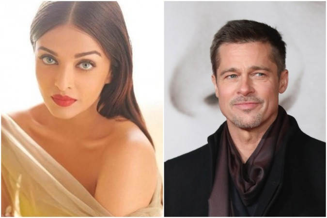 When Aishwarya Rai Bacchan refused to do steamy scenes with Brad Pitt