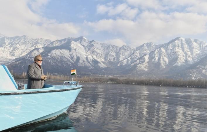 Modi Dal Lake