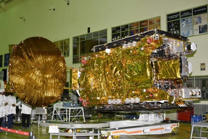 India Successfully Launches Communication Satellite Gsat