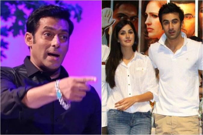 Throwback When Salman Khan Strongly Defended Katrina Kaif -7593