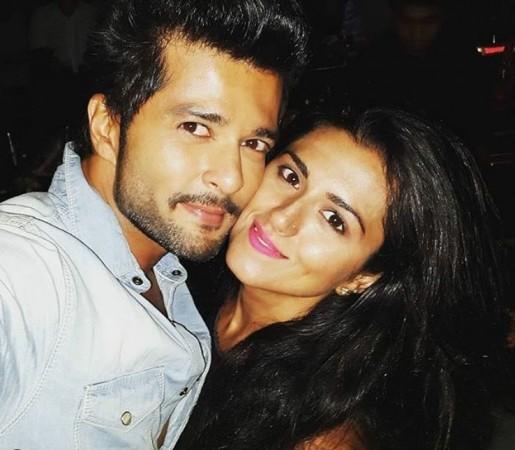 Ridhi Dogra and Raqesh Bapat divorce