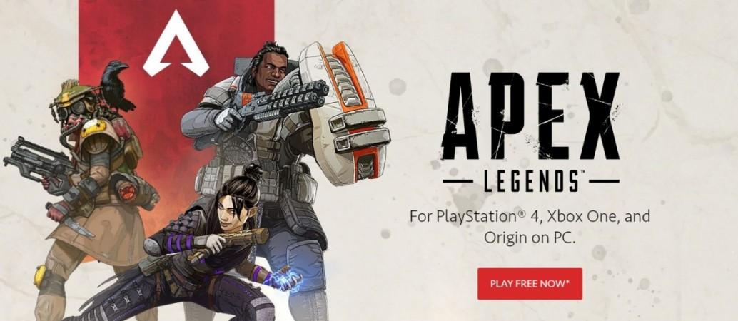 Apex Legends, Respawn Entertainment, Electronic Arts