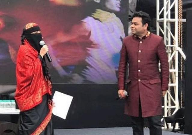 AR Rahman accused of imposing niqab on daughter Khatija; both hit back at trolls