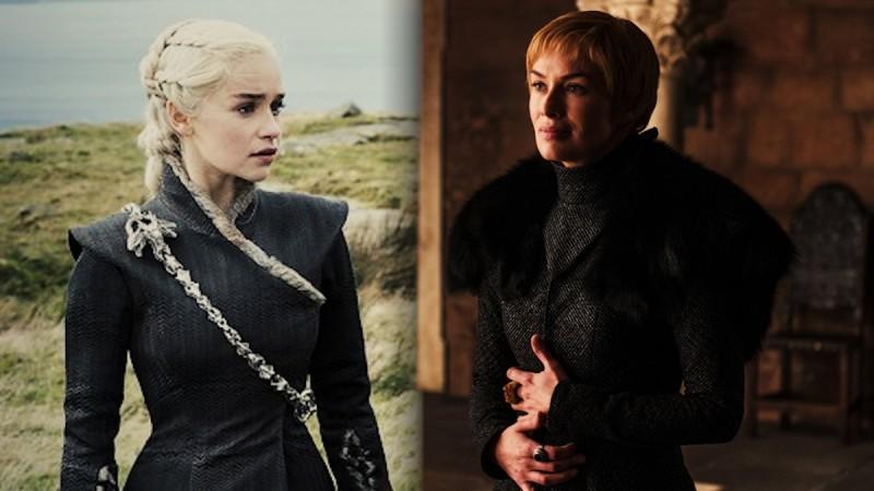 Cersei and Daenerys