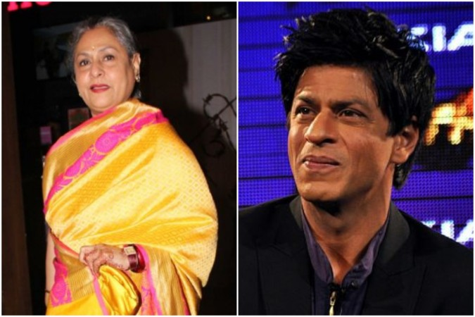 When Jaya Bachchan wanted to slap Shah Rukh Khan for his comment on Aishwarya Rai Bachchan