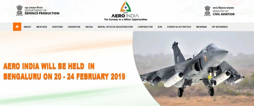 Aero India 2019: Here's where to book air show tickets