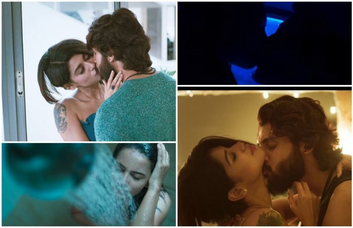 Oviyaa kiss and steamy scenes in 90 ML