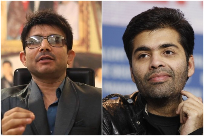 Kamaal R Khan aka KRK wants Karan Johar to be his Valentine's Day partner