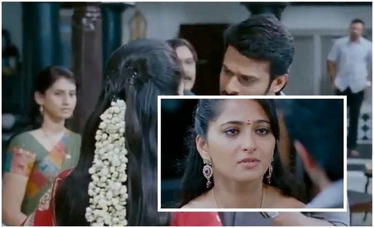 Prabhas Proposing his Love to Anushka Shetty