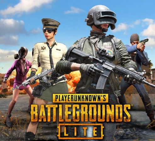 PUBG Lite, game, PCs, desktop, laptops