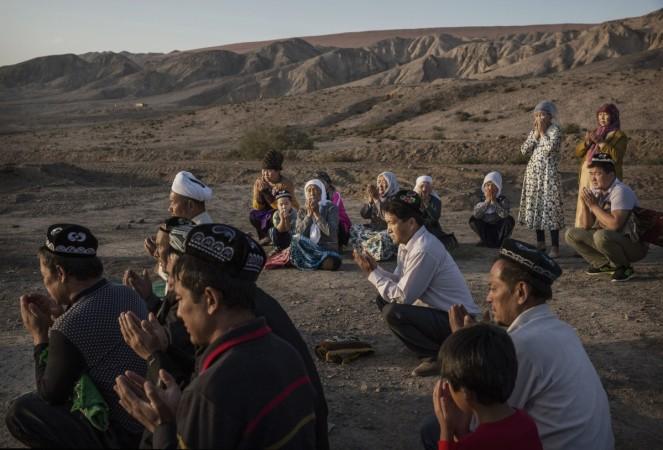 Uighur Muslims