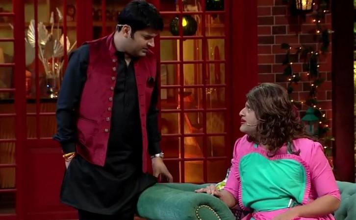 Kapil Sharma, Krushna Abhishek