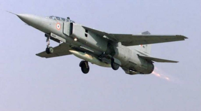 MiG-27 of Indian Air force
