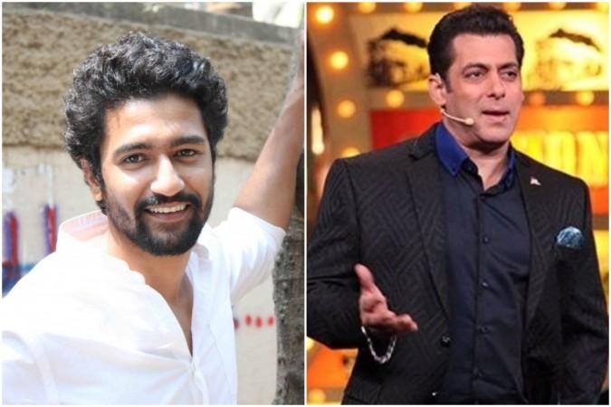 Troll asks Vicky Kaushal not to become like Salman Khan