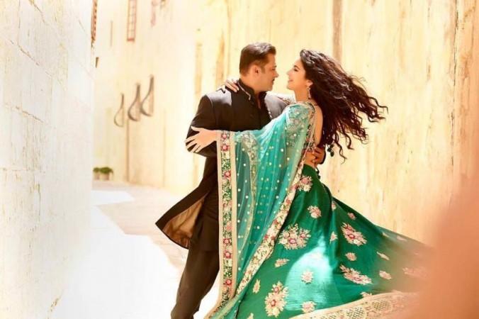 Salman Khan, Katrina Kaif, Bharat