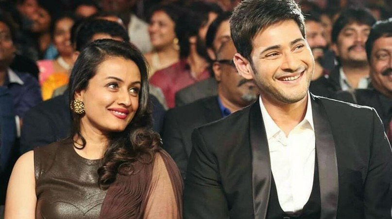 Image result for mahesh babu wife