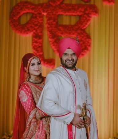Kapil Sharma and wife Ginni honeymoon plans