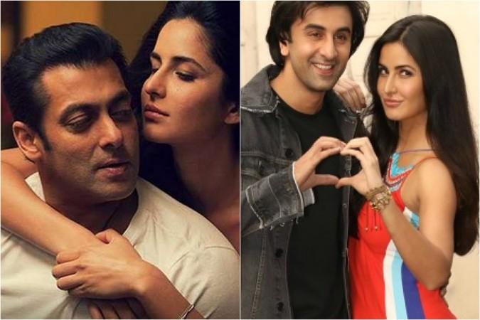 Salman Khan, Katrina Kaif, Ranbir Kapoor