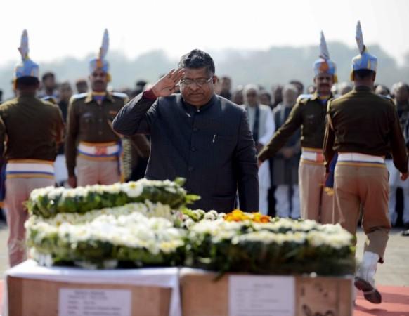 Ravi Shankar Prasad Pulwama