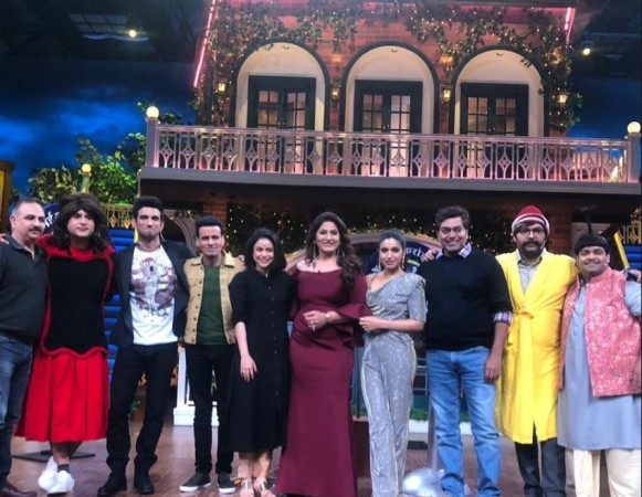 Archana Puran Singh to replace Sidhu in The Kapil Sharma Show