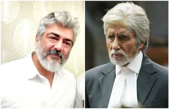 Ajith vs Amitabh Bachchan