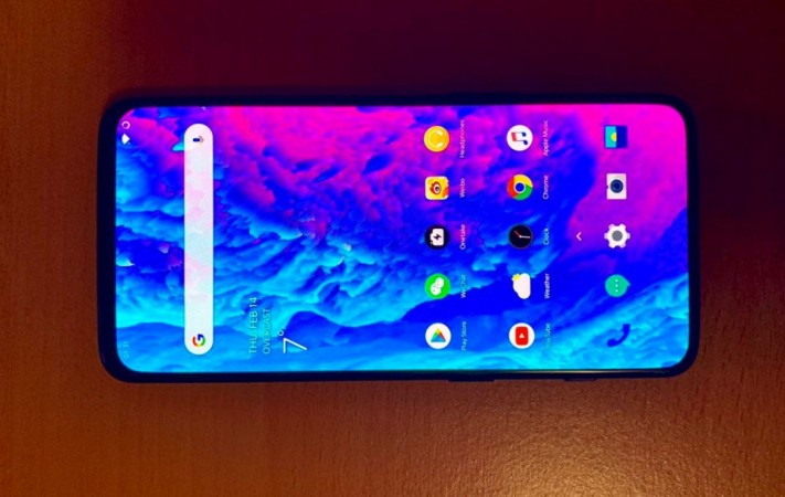 OnePlus 7, notch-free,