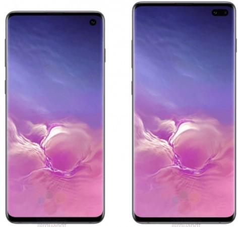 Samsung, Galaxy S10, Galaxy S10