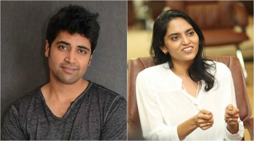 Adivi Sesh and Supriya Yarlagadda