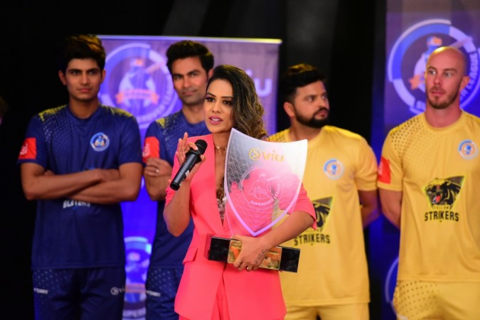 Nia Sharma Cricket Super Over League