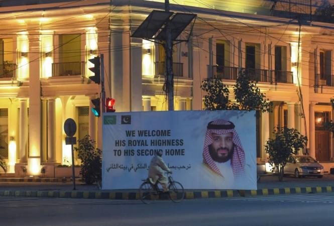Prince Salman pakistan visit
