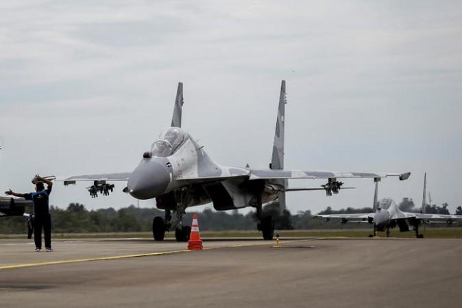 Sukhoi-30 MKI