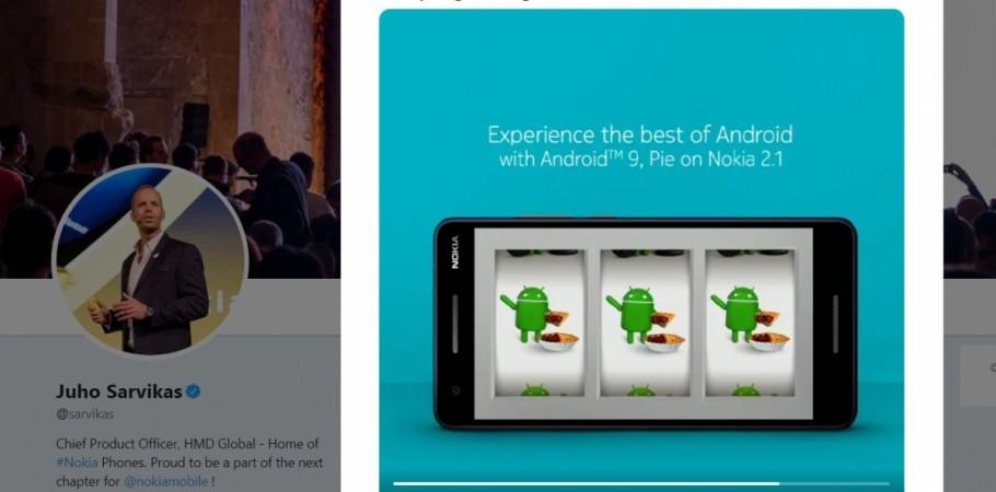 HMD Global Oy, Nokia 2.1, Android Pie, Go