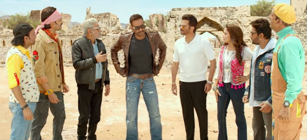 Total Dhamaal still