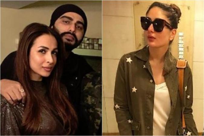 Malaika Arora, Arjun Kapoor, Kareena Kapoor Khan