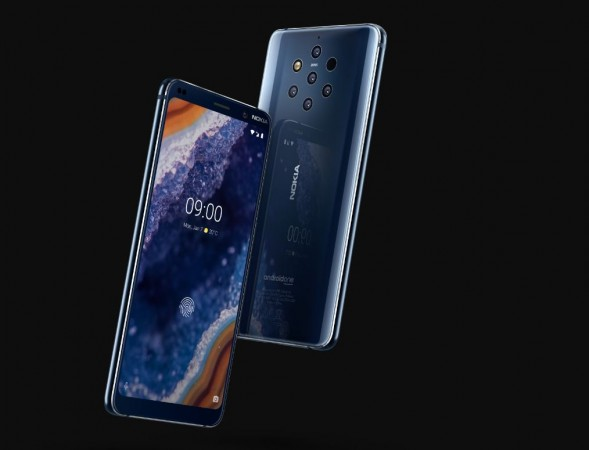 Nokia 9 Pure View, MWC 2019, Barcelona