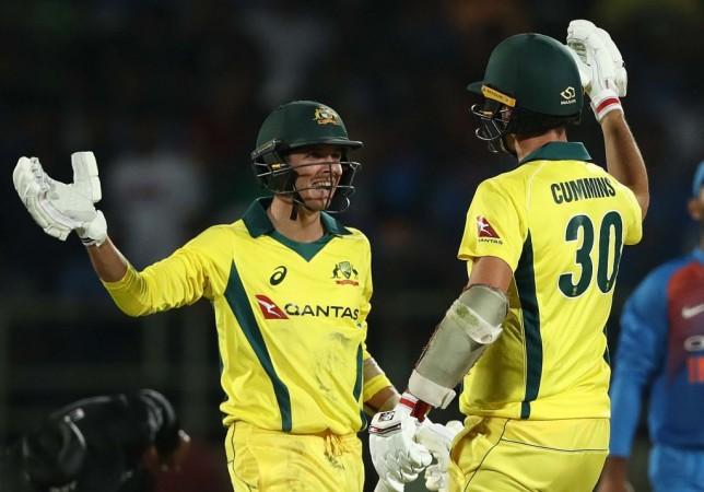 India cricket team India vs Australia