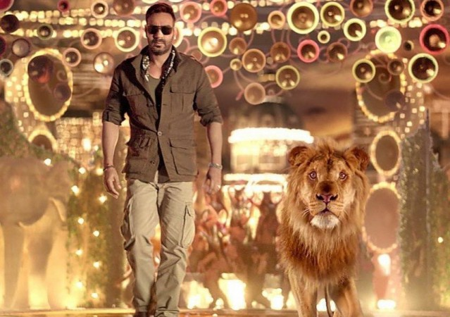 Ajay Devgn, Total Dhamaal, Total Dhamaal box office collection