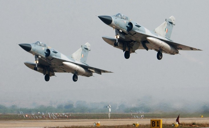 IAF carries out strikes in Pakistan
