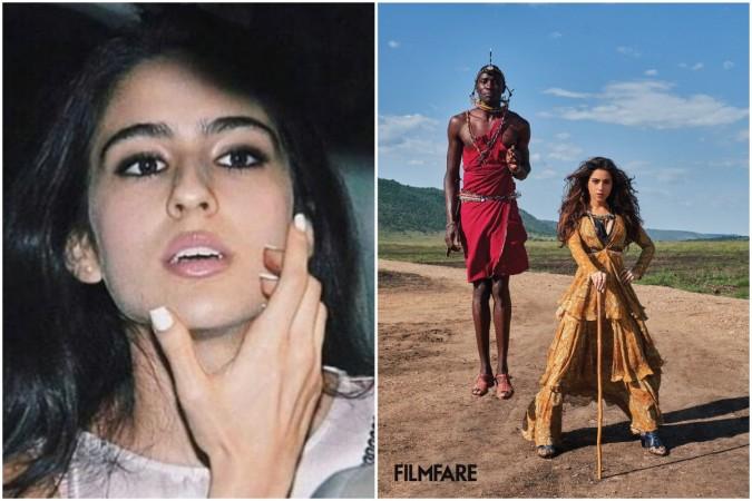 Sara Ali Khan trolled for magazine photoshoot