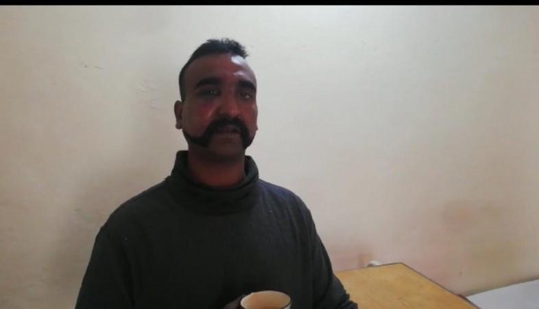 Wing Commander Abhinandan Varthaman