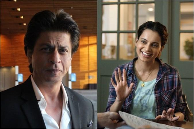 Shah Rukh Khan, Kangana Ranaut