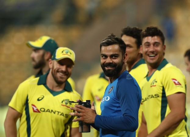 India vs Australia Virat Kohli