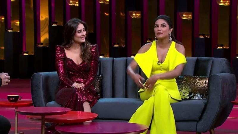 Kareena Kapoor, Priyanka Chopra
