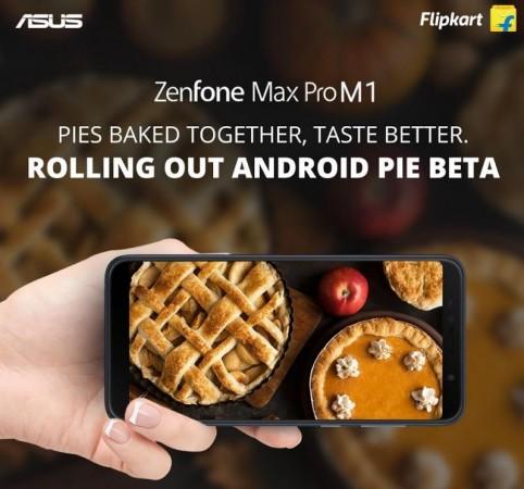 Asus, India, Android Pie, Zenfone Max Pro M1